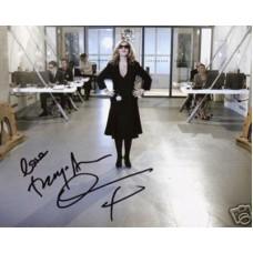 OBERMAN Tracy-Ann Dr Who Signed Photo 507F UACC COA