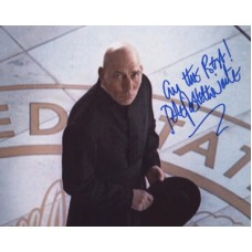 POSTLETWAITE Pete 885F The Omen In Person Signed Photo UACC