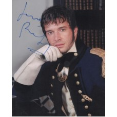 PUREFOY James Sharpe Signed Photo 242H UACC COA