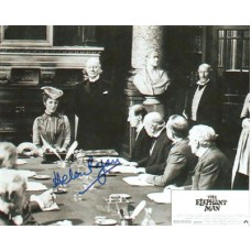 RYAN Helen The Elephant Man 362E In Person Signed Photo UACC COA