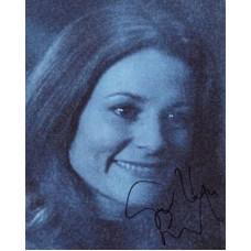 SOMERVILLE Geraldine Harry Potter Signed Photo 406G  UACC COA