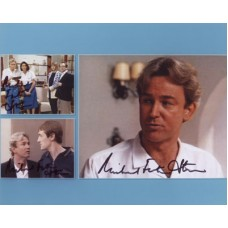 STEVENS Michael Fenton Only Fools and Horses Signed Photo 618F UACC COA