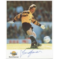 SEAMAN David Signed Autographed Editions Photo UACC COA