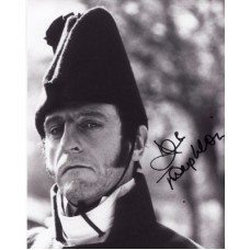 TROUGHTON David Sharpe Signed Photo 820F UACC COA