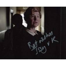 VAN RANDWYCK Issy Downton Abbey Signed Photo 401J UACC COA