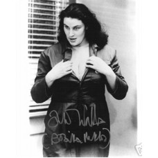 WALLACE Julie T. James Bond Signed Photo UACC