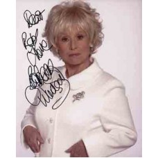 WINDSOR Barbara Eastenders Signed Photo UACC 595F