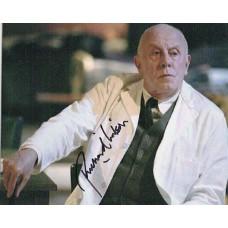 WILSON Richard Dr Who Signed Photo 380C UACC