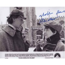 Young Sherlock Holmes Cast Signed photo 231D UACC COA