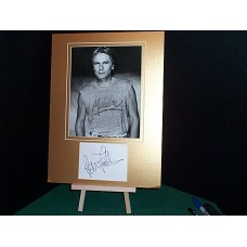 FAITH Adam Signed Display UACC