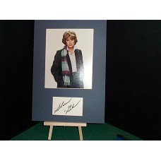 GLESS Sharon Cagney and Lacey Signed Display UACC COA