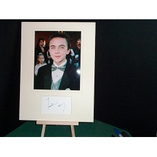 MUNIZ Frankie Agent Cody Banks Signed Display UACC COA