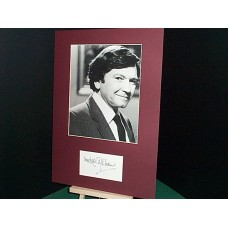 WILLIAMS Michael Signed display UACC